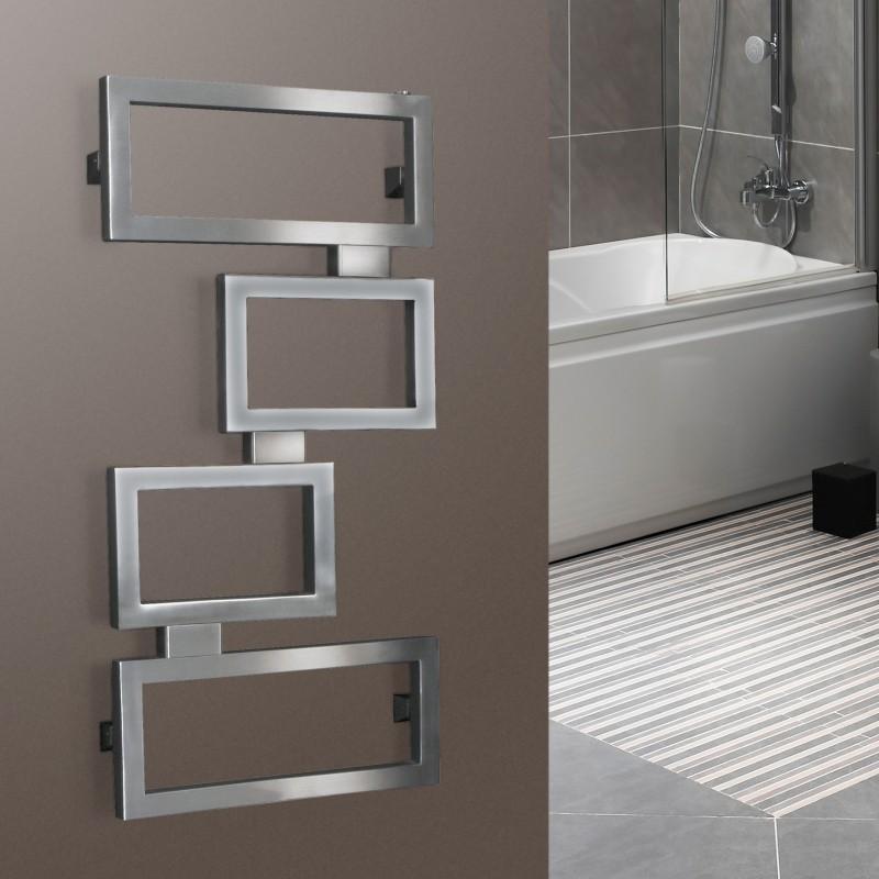 radiador toallero decorativo clash de acero